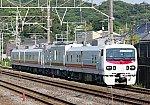 E491系 大磯 二宮 東海道線 平塚市 East i-E 検測車 マヤ50-5001 究極の583系 建築限界車