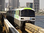 東京モノレール2000系