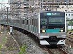常磐線 各駅停車 松戸行き3 E233系2000番台