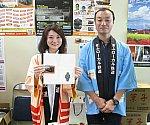 2018.10.6 (3) 鉄道のひ記念行事 - 明知鉄道 1800-1500