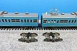 KTM 1/80 16.5mm 103系 台車の仮交換