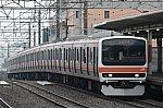 武蔵野線209系。