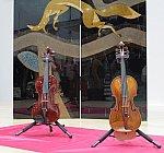 2018.10.25 (7) ゆきぐにおひろめ演奏会 - ゆきぐにとイタリア製バイオリン 1600-1500
