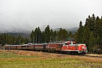 DE10 1680 + 12系レトロ調リニューアル客車7B DLクリスマストレイン(9226レ)