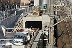 相鉄・JR直通線 JR線との接続部 2019年1月上旬