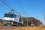 EF64-1033 1094レ 物井~四街道間