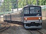 武蔵野線 東所沢行き1 205系5000番台
