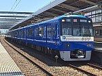 Keikyu_600_Series_(Blue_Sky_Train)