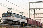 EF65-2088 1093レ 金町~新小岩(信)間