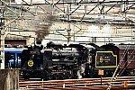 D51 498 復活30周年記念装飾