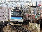 仙石線 普通 東塩釜行き 205系3100番台(50本/日運行)