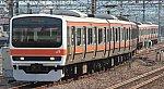 209系 武蔵野線