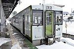 米沢駅キハ110