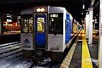 左沢線列車