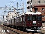 阪急嵐山直通臨時列車さがの2019年春7300系
