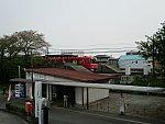 2019.4.19 (12) 岡崎公園前 - 豊橋いき急行 1990-1500