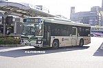 京都市営バス3351