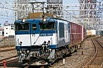 EF64-1003 1094レ 市川駅