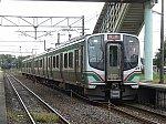 東北本線 福島行き3 E721系(2017.10.13黒磯乗入廃止)