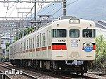 Last Run ヘッドマーク掲出 山陽電鉄3052号車