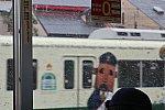 「古墳ラッピング1003F、千代田へ」今日の南海乗車録(945)