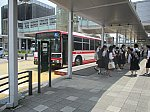 2019.7.24 (12) JR岡崎駅 - JR岡崎駅いきバス 1800-1350