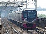 都営新宿線でだけ表示される5000系 新宿から区急橋本行