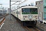 185系A6 おはようライナー22号回送(回3453M)