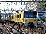【YELLOW HAPPY TRAINも横浜行き!】黄色い1000形の特急 横浜行き