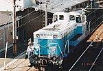 国鉄DE10-1036号機(JR四国) 入換車両