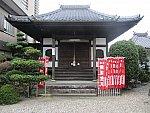 2019.10.1 (7) 六本榎光明院浄瑠璃寺 - 本堂 1980-1500