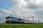 EF64 1032 + 205系M65 海外譲渡配給(配9793レ)