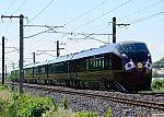 E655系 お召列車 常磐線