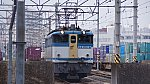 隅田川のEF65 2127号機