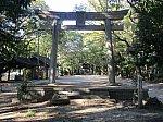 2019.10.15 (20) 矢作神社 - とりい 2000-1500