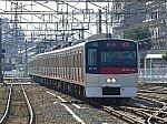 【運行終了!】8000系赤帯の特急 横浜行き