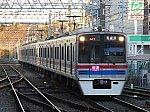 京成電鉄 快速 東成田行き4 3800形(2019.10消滅)