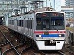 京成電鉄 快速 西馬込行き10 3700形