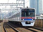 京成電鉄 快速 西馬込行き11 3700形