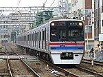 京成電鉄 快速 西馬込行き12 3800形