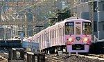 1101-1 9031F サンリオトレイン 笹塚 30.11.14.jpg