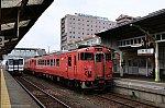 益田駅 キハ40系&キハ120形