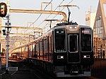 阪急宝塚線8040編成+6013編成 通勤特急大阪梅田ゆき