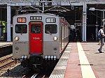いずみ野駅に停車する特急湘南台行き7707F(2015/5/31)