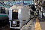 常磐線いわき~富岡間で普通列車として運転されている651系