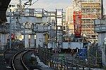 旧・田町車両センター再開発の進捗 2020年1月上旬