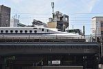 N700新橋駅201905