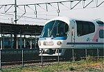 国鉄キハ65形気動車「エーデル」(JR西日本) 留置車