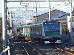 【ダイヤ改正で1本だけ新設!】E233系の埼京・川越線 海老名行き