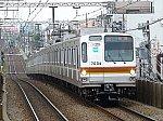 東急東横線 副都心線・西武線直通 各停 飯能行き3 東京メトロ7000系